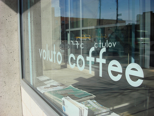 Photo Credit: Voluto Coffee