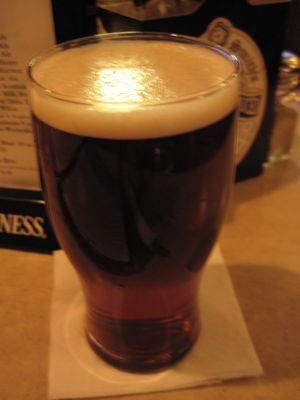 North Country Red Ale (Cask) @ Piper's Pub